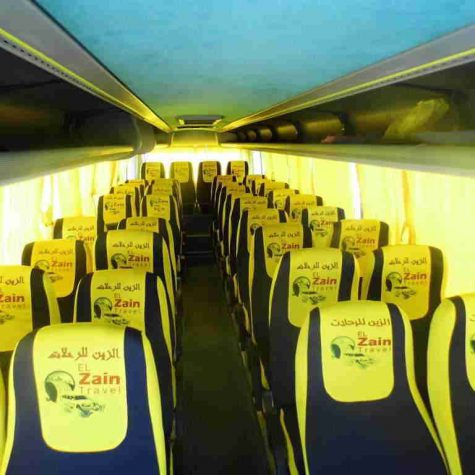 33 passenger buses- back moving chairs 3